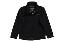 Regatta Kids Kong Softshell black